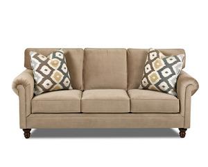 Carter K94400 Sofa Collection Non Nailhead Sofas And