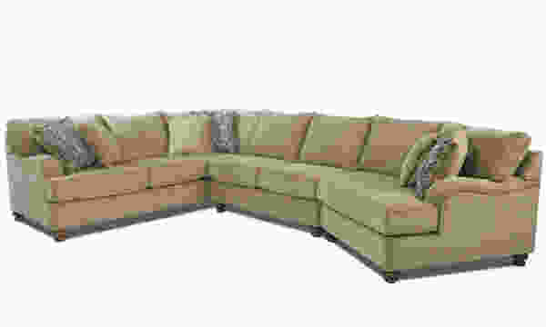 Declan K42200 Sectional - Hundreds of Fabrics and Colors