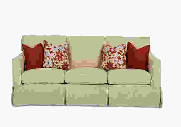 Jeffrey D69100 Queen Slipcover Sofa Bed - Hundreds of Fabrics and Colors