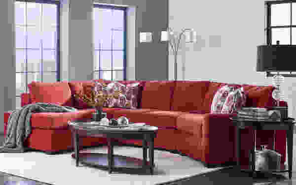 Pantego K51400 SLEEPER SECTIONAL - Hundreds of Fabrics and Colors