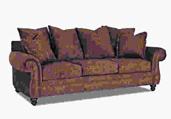 Valiant K56244-10 Sofa Collection w/ Nailheads - Hundreds of Fabrics and Colors