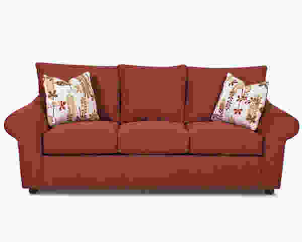 Folio D34300 Queen Sofa Sleeper - Hundreds of Fabrics and Colors