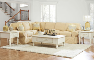 19100 Patterns Slipcover SLEEPER SECTIONAL - Hundreds of Fabrics and Colors : leather sofa bed sectional - Sectionals, Sofas & Couches