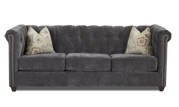 Dominion K29310 Sofa Collection W/ Nailhead   Hundreds Of Fabrics And Colors