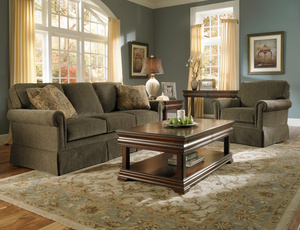 Audrey 3762 Sofa Collection   IN STOCK FAST FREE SHIPPING. By Broyhill Part 46