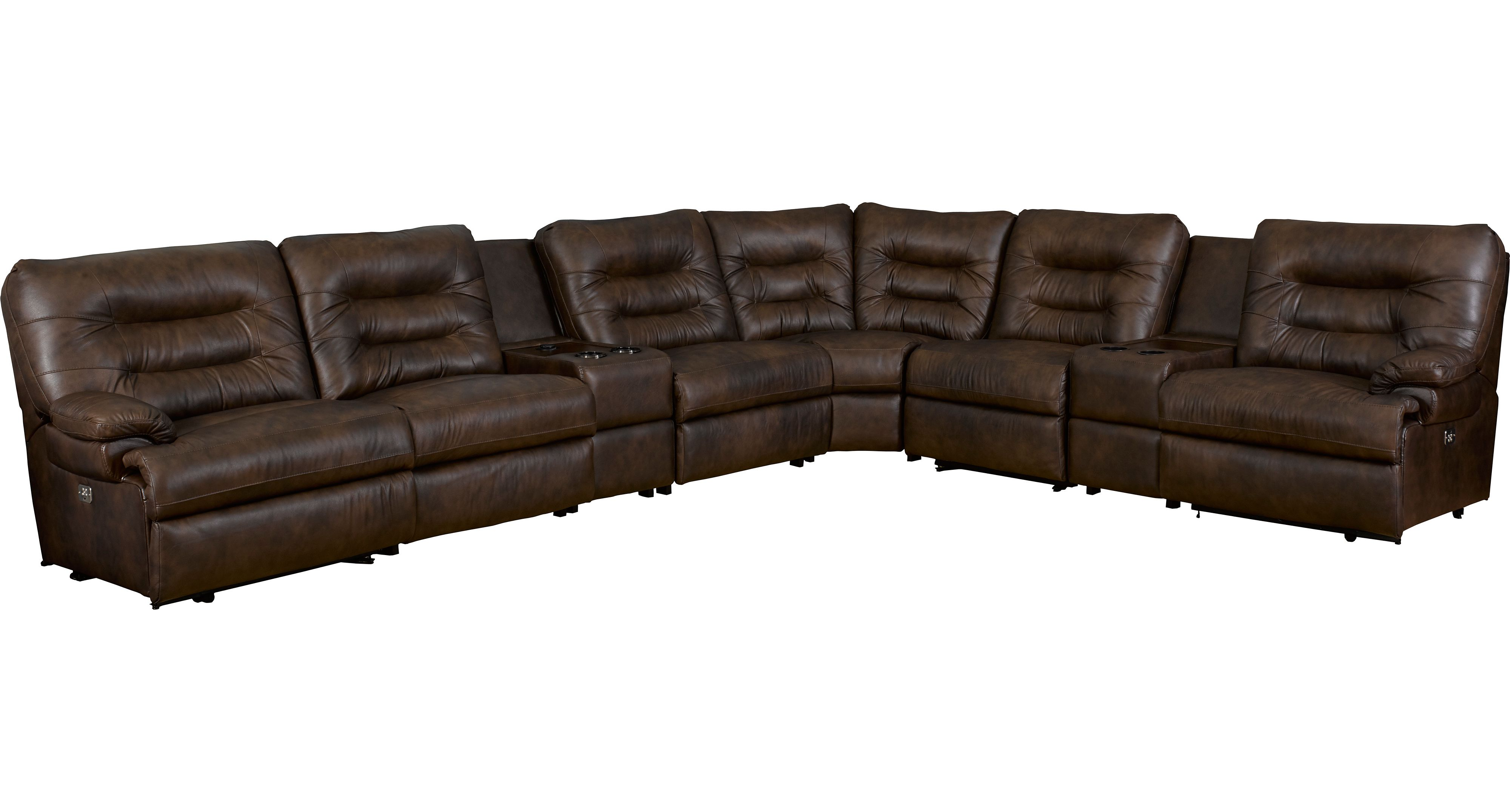 Peace 296 Reclining Sectional