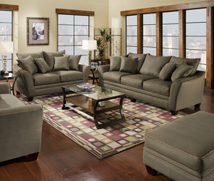 Endura 811 Sofa Collection Pillows Included By Franklin
