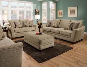 Ashland 811 Sofa Collection   Pillows Included