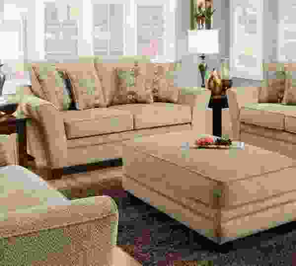 Ashland 811 Sofa Collection - Pillows Included
