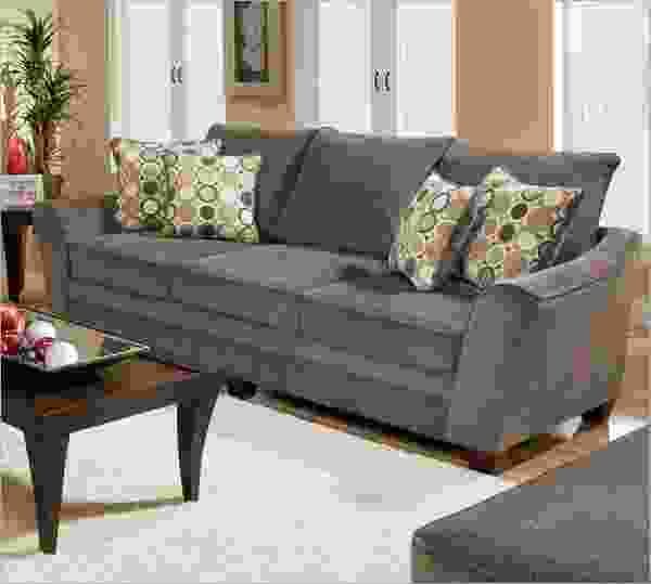 Abbott 811 Sofa Collection - Pillows Included