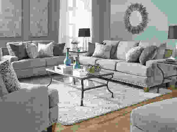 Hobbs 864 Sofa Collection - Pillows Included