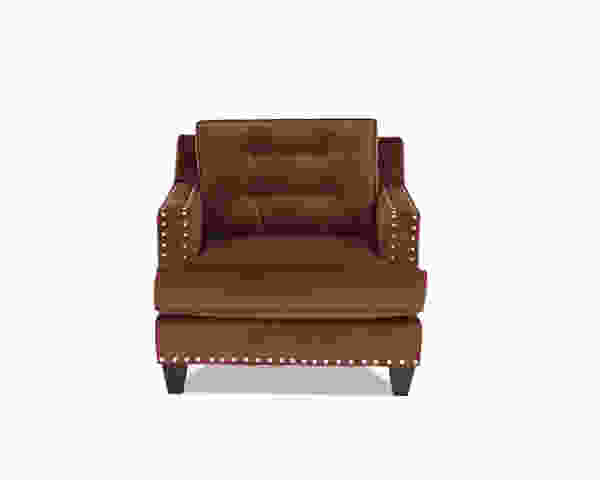 Dundi K67610 Sofa Collection w/ Nailheads - Hundreds of Fabrics and Colors