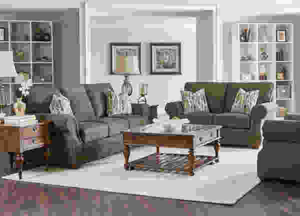 Jasper K12310 Sofa Collection w/Nailhead - Hundreds of Fabrics and Colors