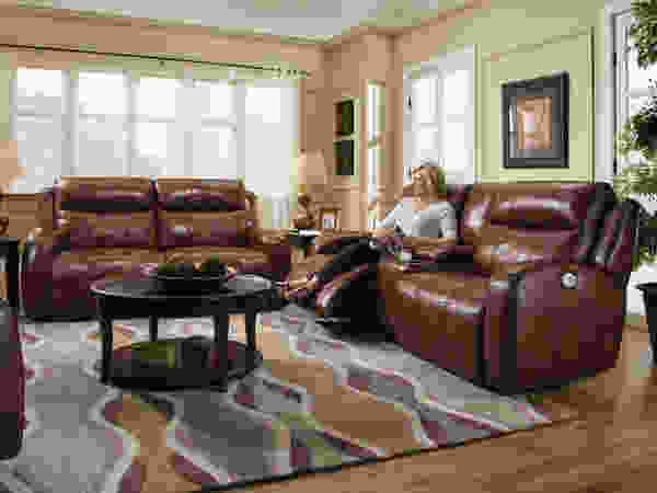Flight 868P Reclining Sofa Collection