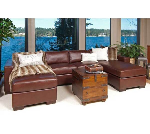 Bruce Peters Del Mar Sectional Sofas and Sectionals