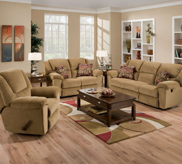 Catnapper Transformer 194 Beige Sofas And Sectionals