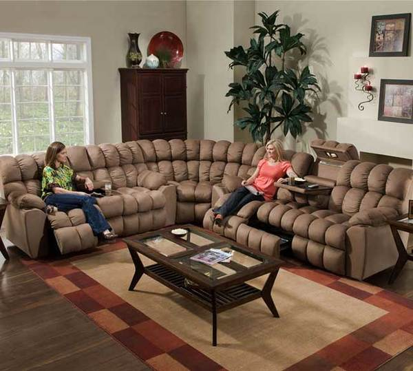 Franklin 542 Brayden Sectional 8405 15 Sofas And Sectionals