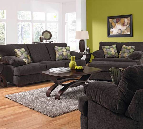 Jackson Armstrong 4502 Graphite Sofa Group Sofas And