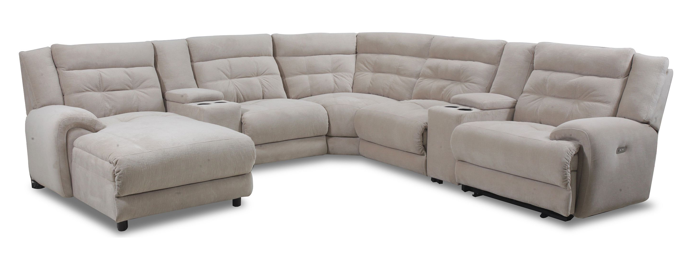 Corsica Reclining Sectional 235