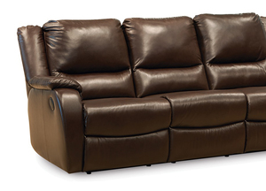 Sawgrass 41141 - 46141 Reclining Sectional  sc 1 st  Sofas and Sectionals : sectional brown leather sofa - Sectionals, Sofas & Couches