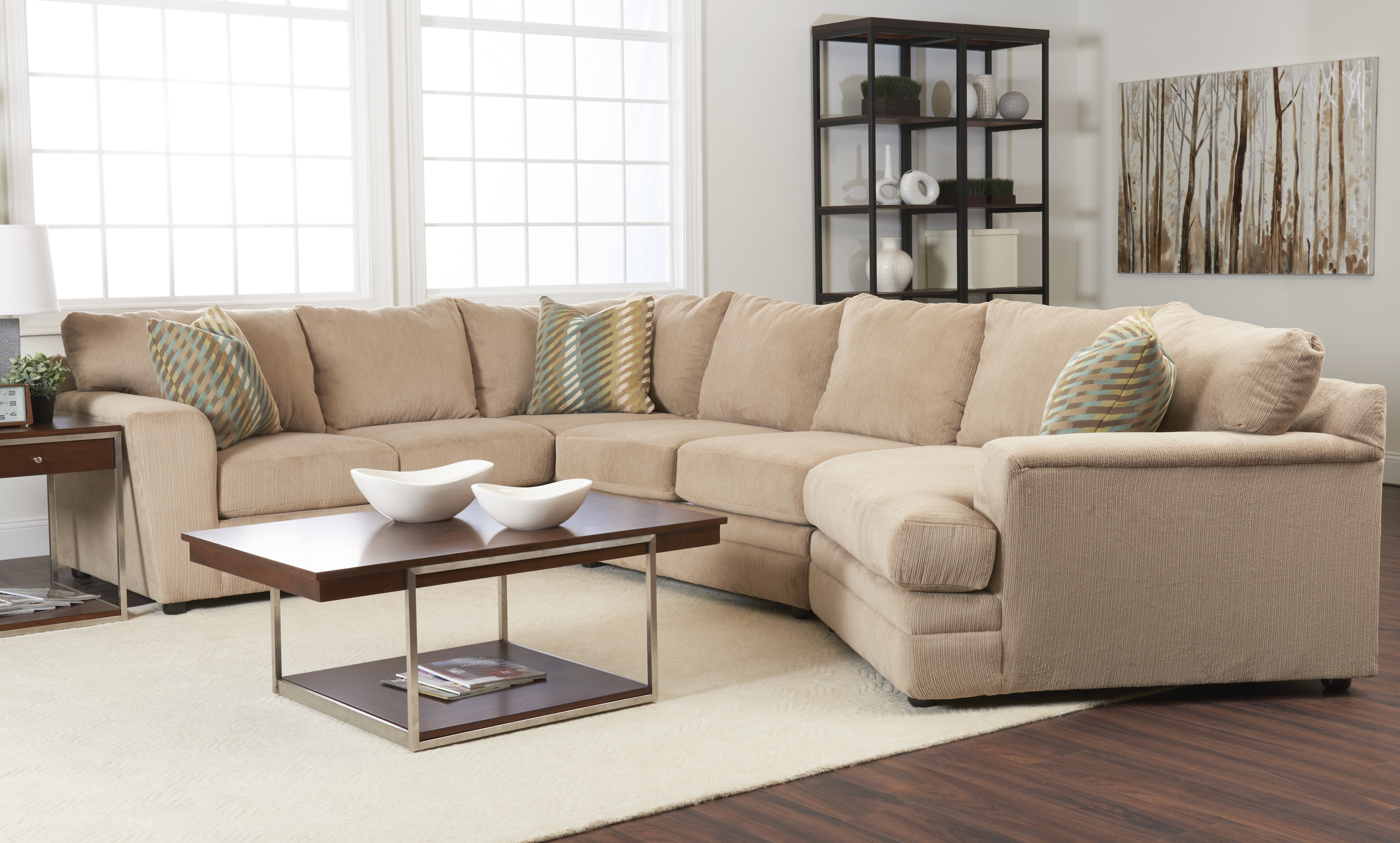 Ashburn K67400 Sectional 100 S Of