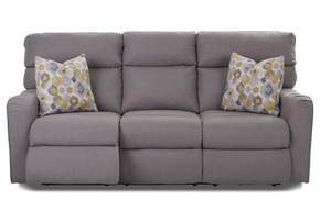 Axis Reclining Sofa (Choice of Colors)