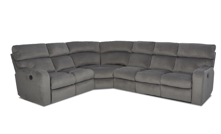 Bradford 40203 Reclining SLEEPER Sectional | Sofas and ...
