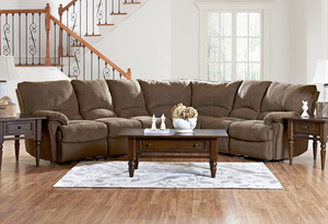 Weatherstone 40543 Reclining Sectional
