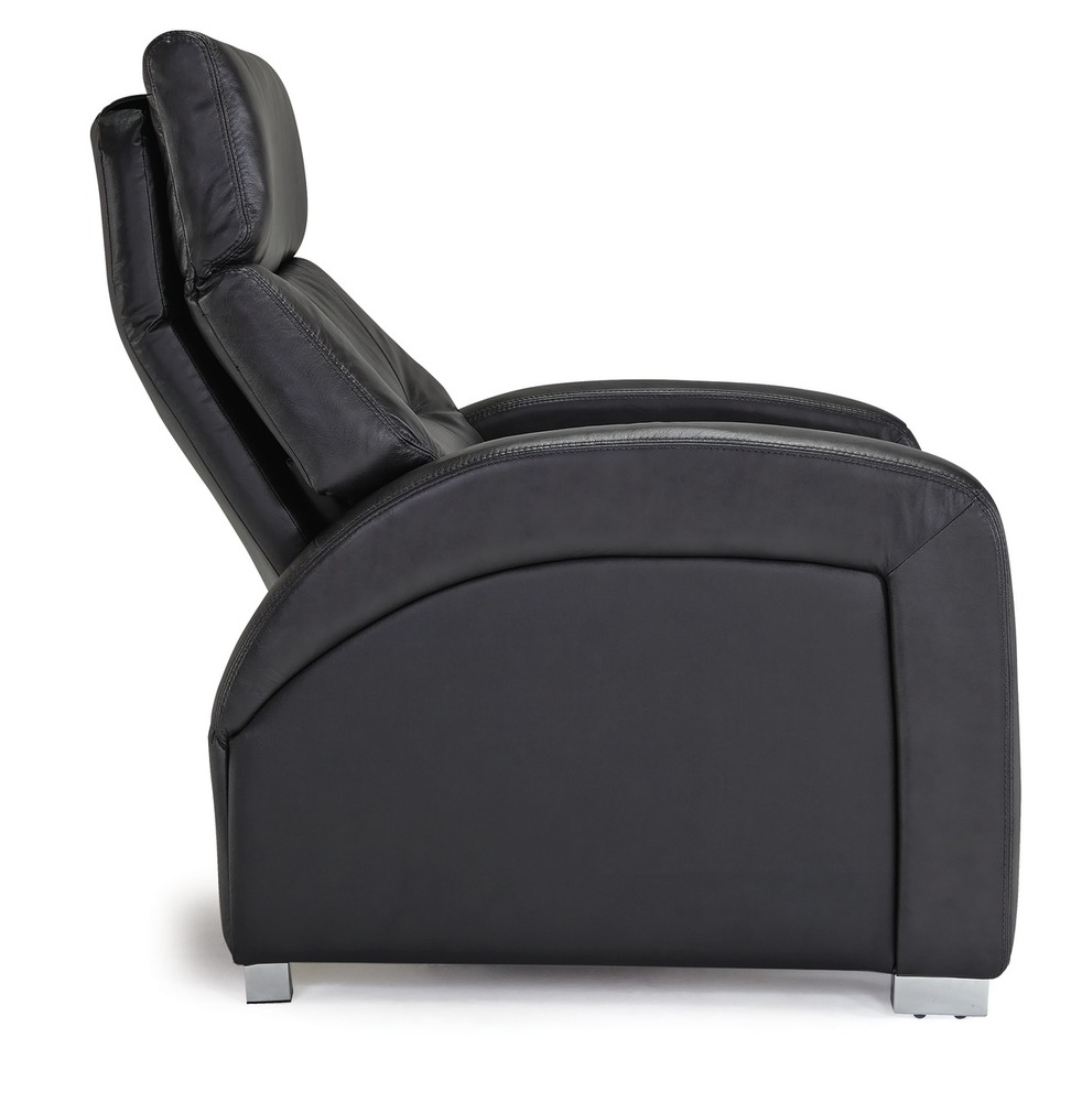 more recliner massage chair ace lite zero merlin views gravity recliners digital