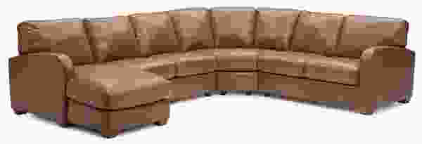 Westside 77307 - 70307 Sectional - 450 Fabrics and Leathers
