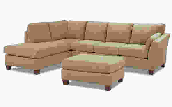 Drew E16 Sectional - Hundreds of Fabrics and Colors