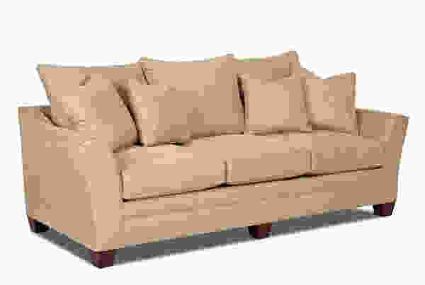 Posen 83800 Sofa w/ Contrasting Welt - Hundreds of Fabrics and Colors