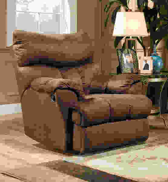 Re-Fueler Rocker Recliner - Choice of Colors