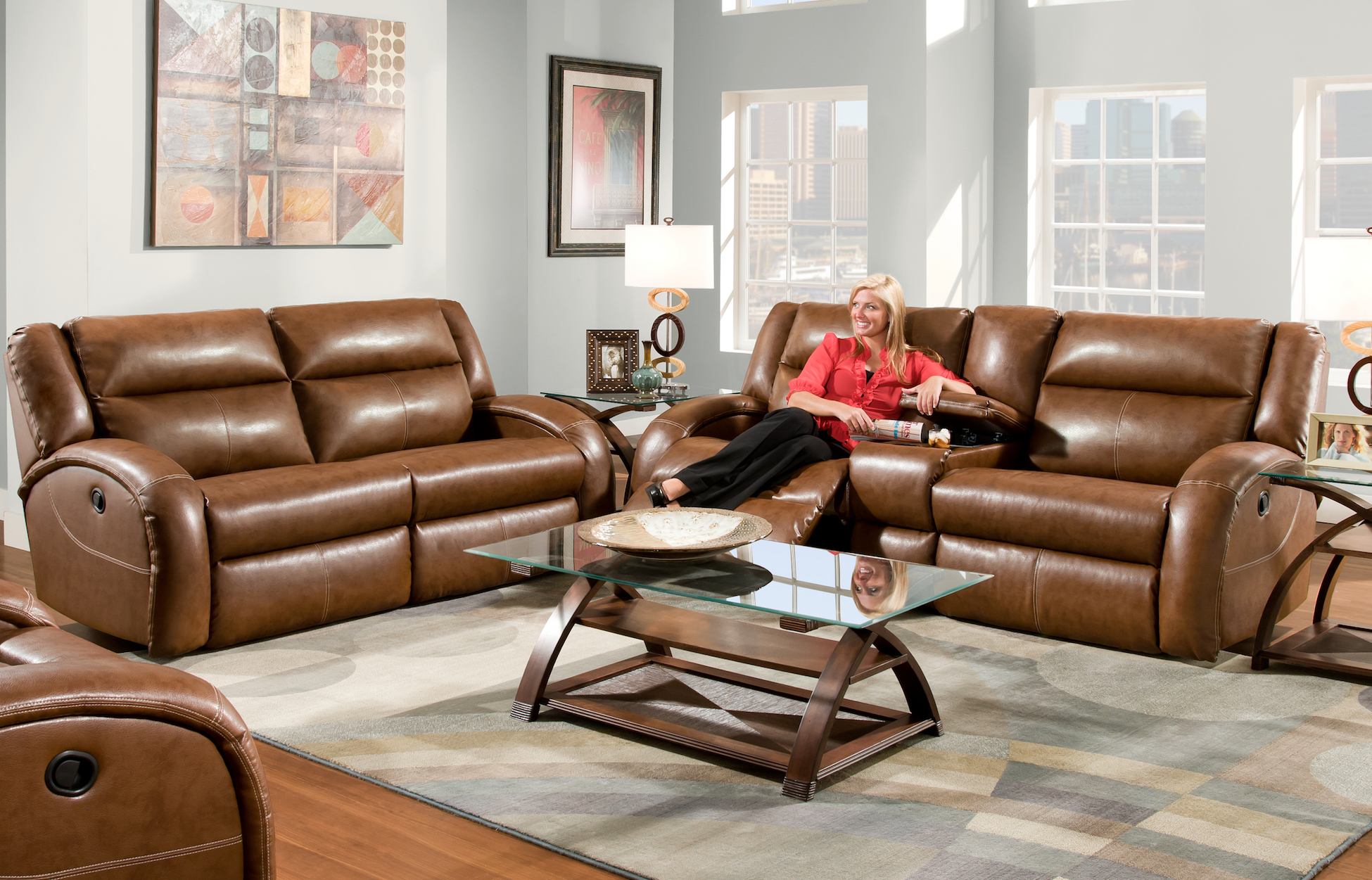 Maverick 550 Reclining Sofa Choice Of Colors By Southern Motion