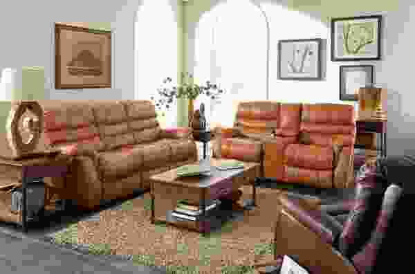 Garrett 328 Reclining Sofa in 5501-17 - IN STOCK WITH FAST FREE SHIPPING