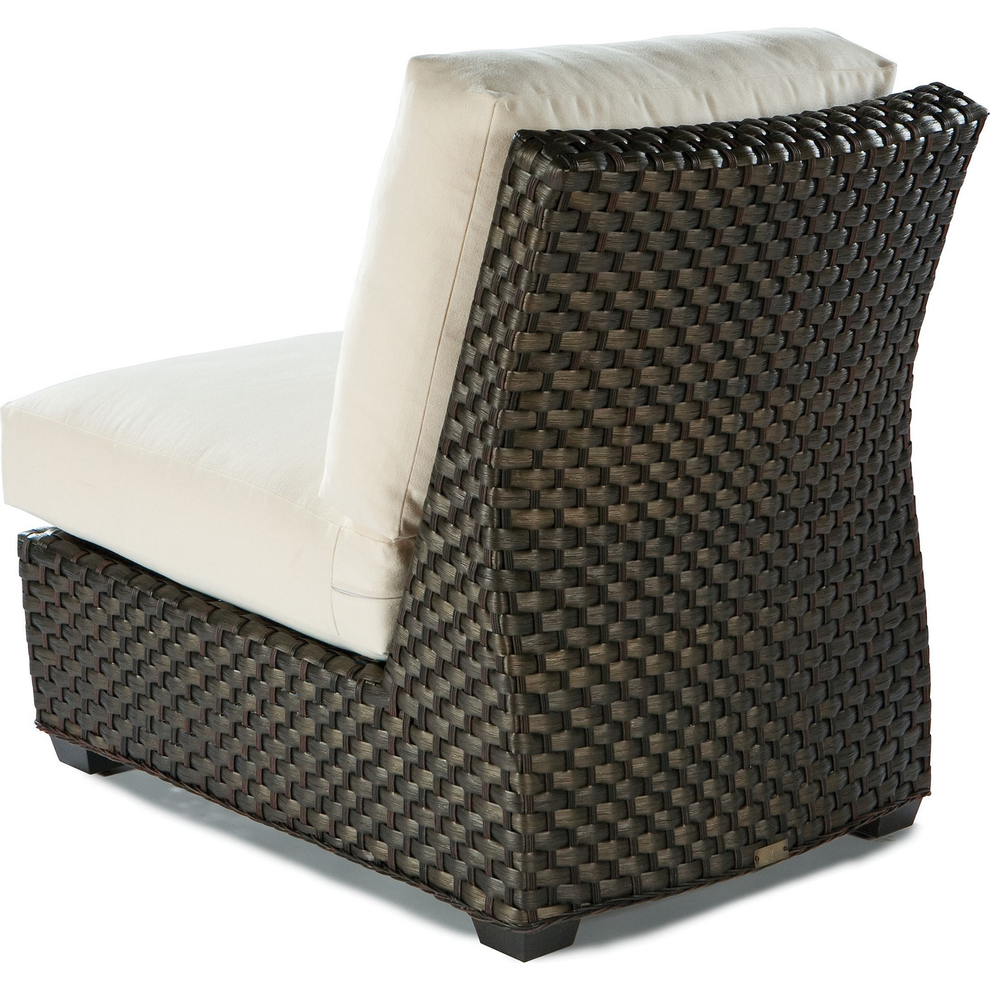Leeward Outdoor Armless Lounge Chair 786 10 Sofas And