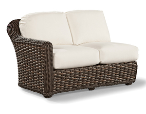 Fabulous South Hampton Outdoor Wicker Sectional Sofas And Sectionals Pabps2019 Chair Design Images Pabps2019Com
