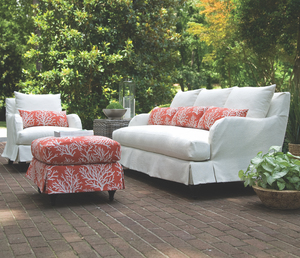 Colin Outdoor Slipcover Sofa by Lane Venture