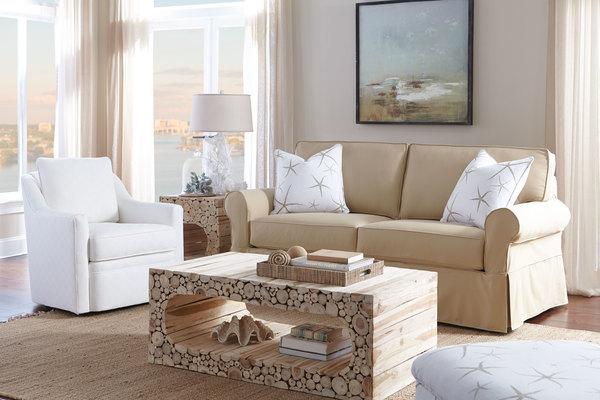 Nantucket A910 Slipcover Sofa   350 Fabrics And Colors