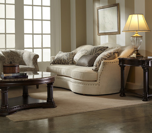 Amanda Ivory Sofa Collection