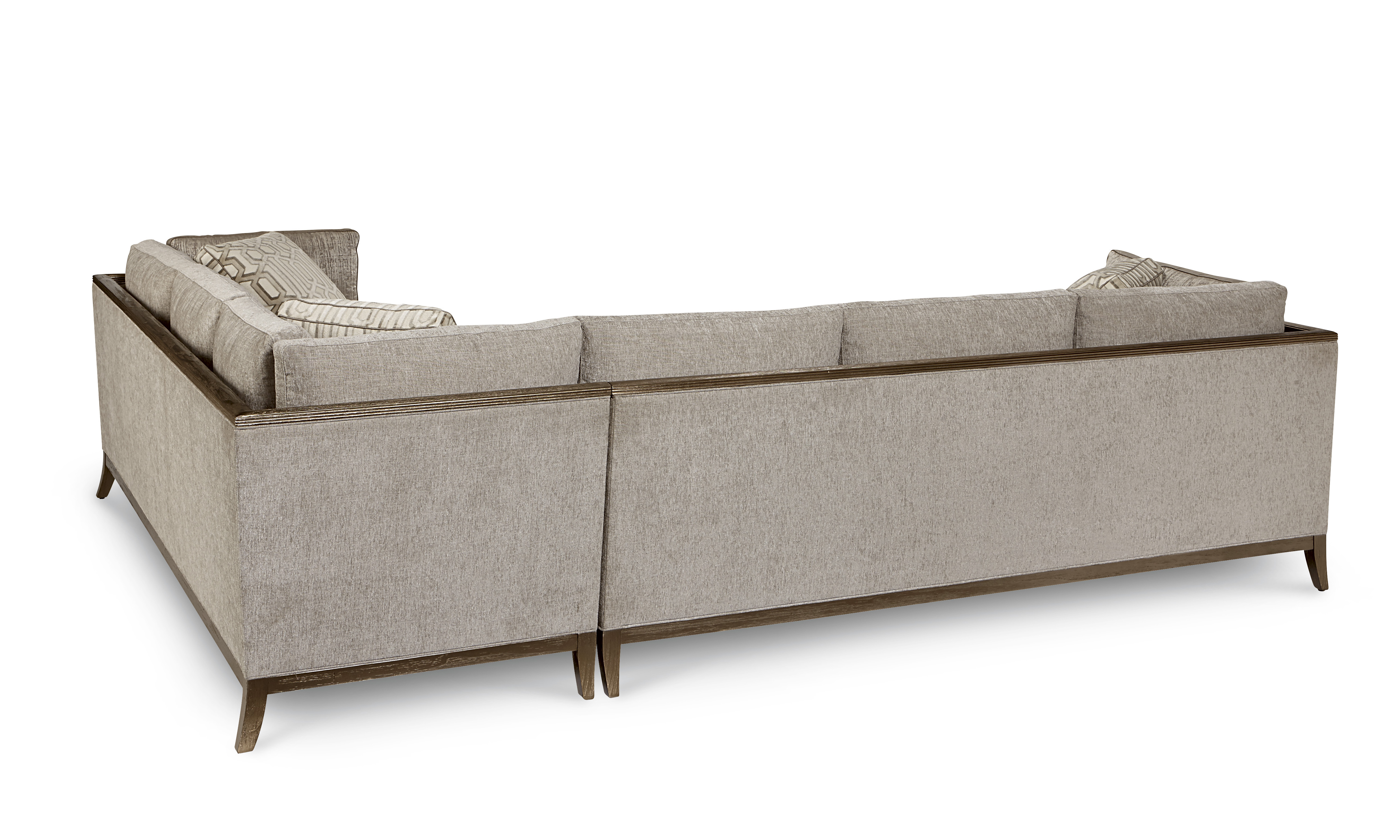 Peachy Cityscapes Astor Crystal Sectional Sofas And Sectionals Machost Co Dining Chair Design Ideas Machostcouk