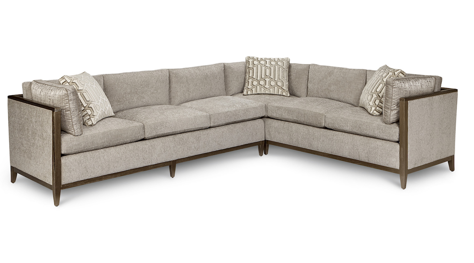 Wondrous Cityscapes Astor Crystal Sectional Sofas And Sectionals Machost Co Dining Chair Design Ideas Machostcouk