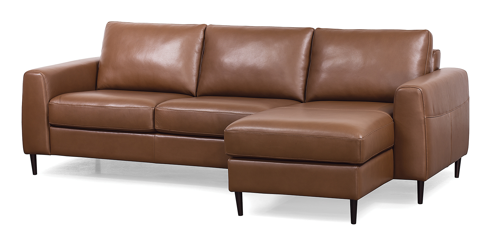 sectional living leather room serial