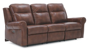 Palliser Vega Power Reclining Sofa w/ Power Headrest Collection