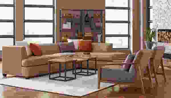 Farida 4295 Sectional