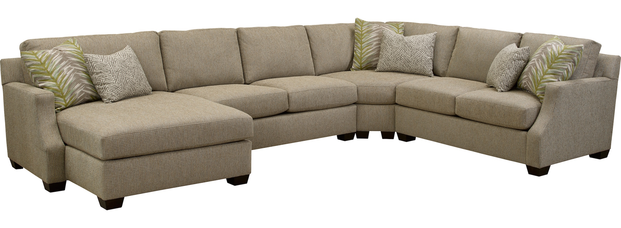 Chambers Large Sectional Sofa