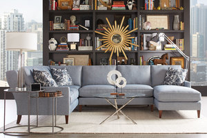 Andee Sectional. By Rowe : rowe brentwood sectional - Sectionals, Sofas & Couches