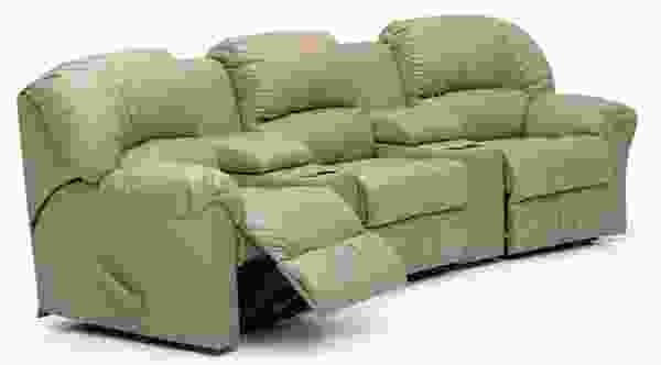 Callahan 41072 Home Theater Sectional