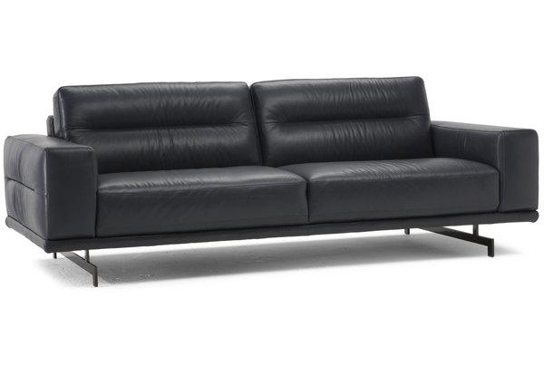 Audacia C018 **100% Top Grain Leather** Sofa