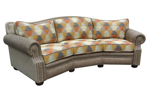 Aledo Sofa Collection All Leather By Omnia Furniture